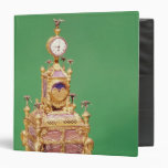 """Reloj del gabinete, c.1766 carpeta 1 1/2"""""""