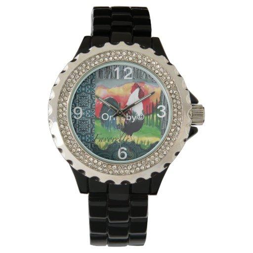 Reloj del gallo