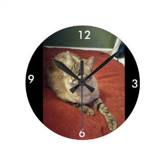 Reloj del gatito