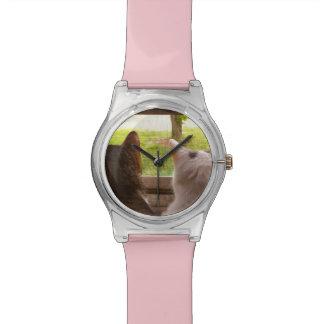 Reloj del gatito de BFFs