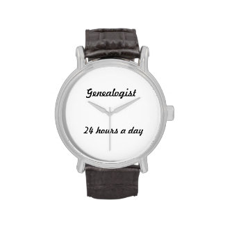 Reloj del Genealogist