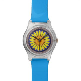 Reloj del girasol May28th