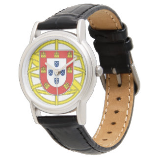 Reloj del globo de Portugal