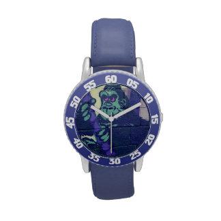 Reloj del gorila para los niños