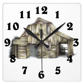 Reloj del granero