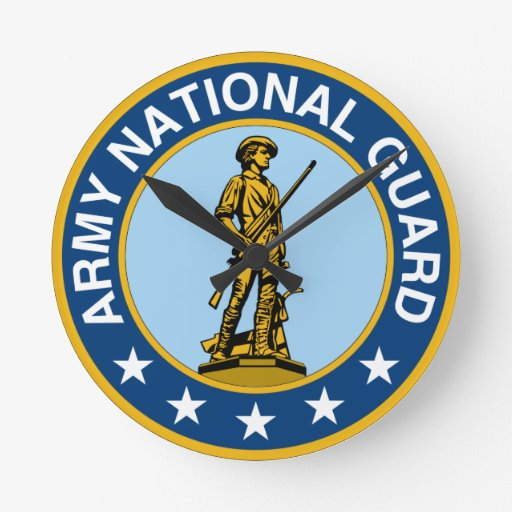 Reloj del Guardia Nacional