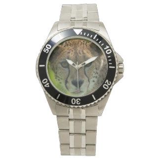 Reloj del guepardo