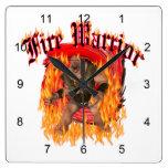 Reloj del guerrero del fuego
