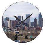 Reloj del horizonte de Denver, Colorado