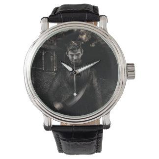 Reloj del horror