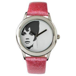 Reloj del icono del vintage
