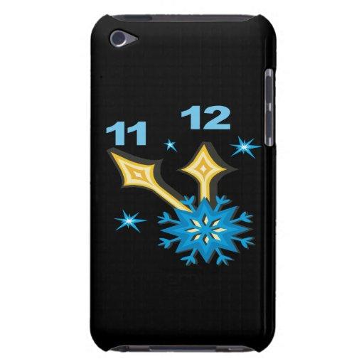 Reloj del invierno Case-Mate iPod touch cárcasa