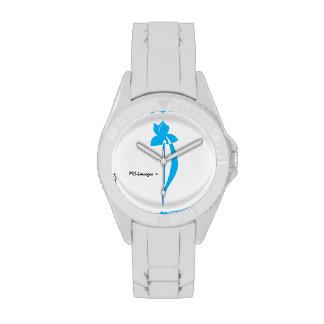 Reloj del iris de la turquesa de PRLimages