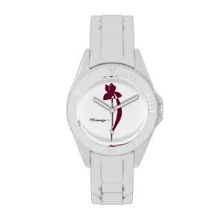 Reloj del iris de PRLimages Borgoña