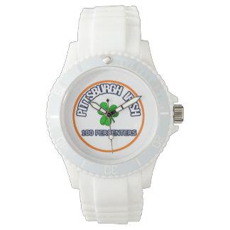 Reloj del irlandés de Pittsburgh