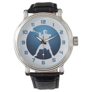 Reloj del jugador de LaCrosse