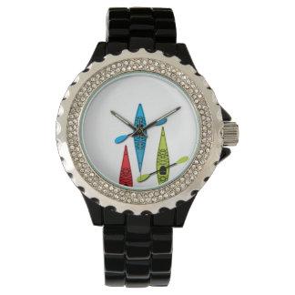 reloj del kajak