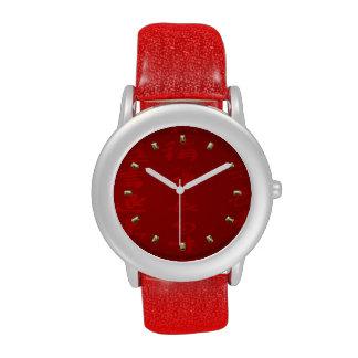 Reloj del kanji