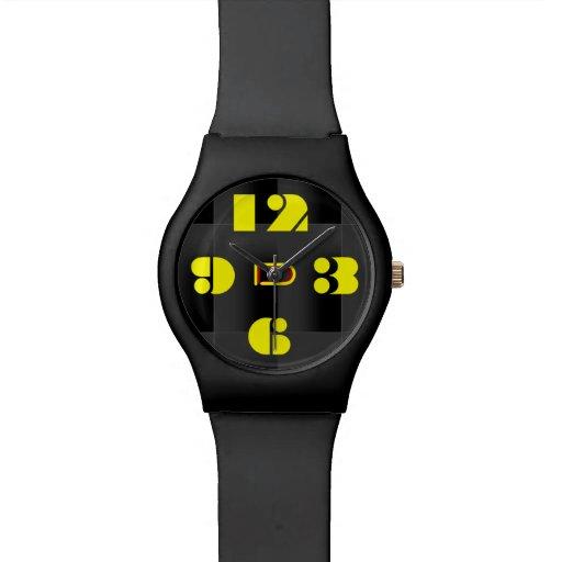 "reloj del ""KILLA B"" de DzynR digital"