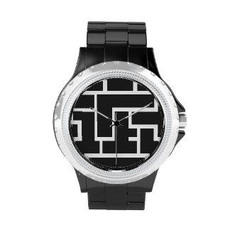 Reloj del laberinto