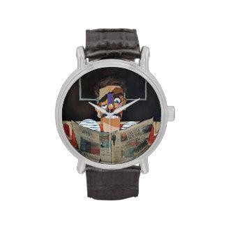 Reloj del lector de la edición limitada