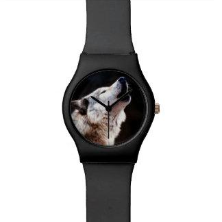 Reloj del lobo de Hawling