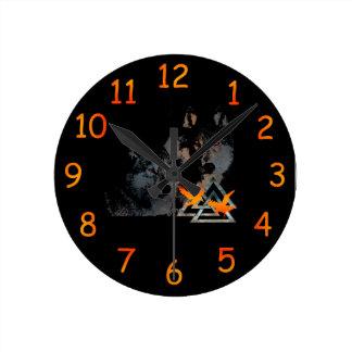 Reloj del lobo de Viking