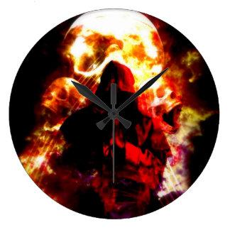 Reloj del mago 2 del metal