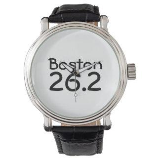 Reloj del maratón