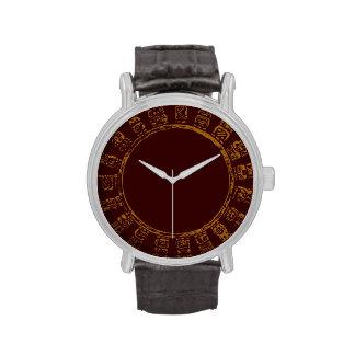 Reloj del maya