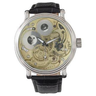 Reloj del mecanismo