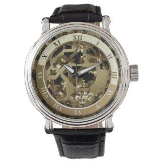 Reloj del mecanismo 6A
