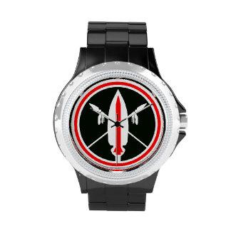 Reloj del misil de la lanza