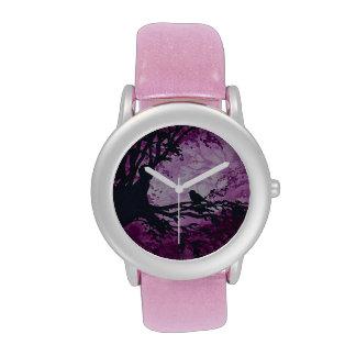 Reloj del momento a tiempo