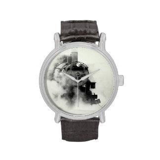 Reloj del motor de vapor #475