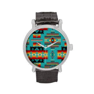 Reloj del nativo americano