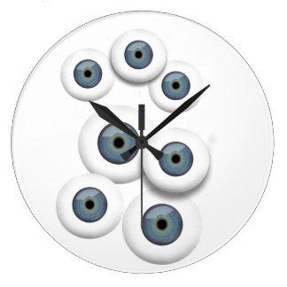 Reloj del ojo
