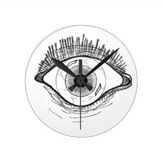 Reloj del ojo de hermano mayor