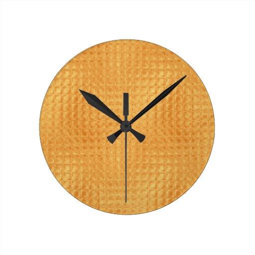 Reloj del oro