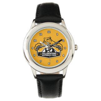 Reloj del oso de Yellowstone