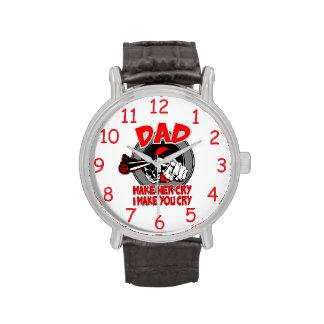 Reloj del PAPÁ