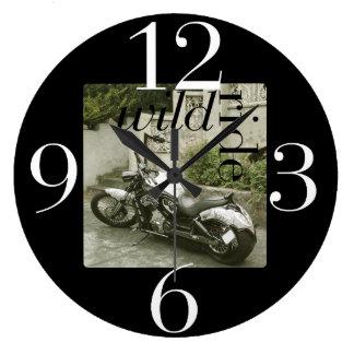 Reloj del paseo salvaje