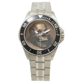 reloj del pelotón del asesinato