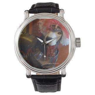 Reloj del perrito del caballero de Worcester
