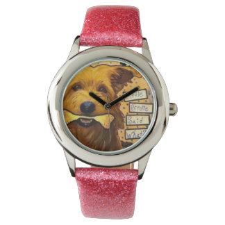 Reloj del perro de la rumor
