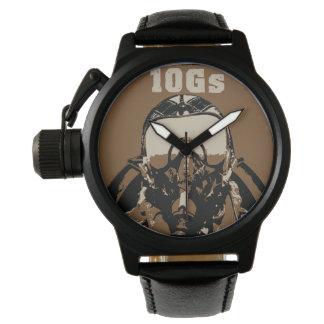 Reloj del piloto de caza