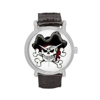 Reloj del pirata