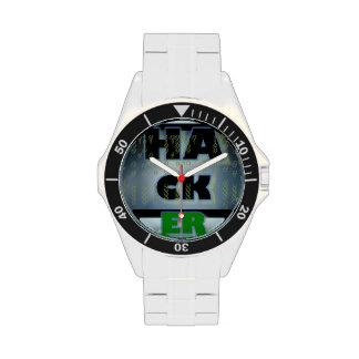 reloj del PIRATA INFORMÁTICO de DzynR digital