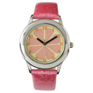Reloj del pomelo
