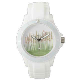 Reloj del prado de la flor